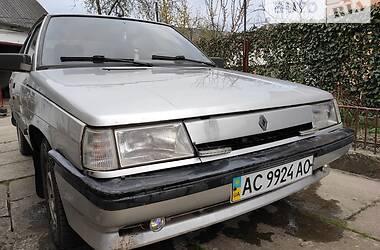 Хэтчбек Renault 11 1988 в Нововолынске