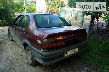 Renault 19 Chamade 1992 в Львове
