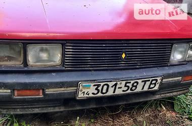 Седан Renault 9 1986 в Львові