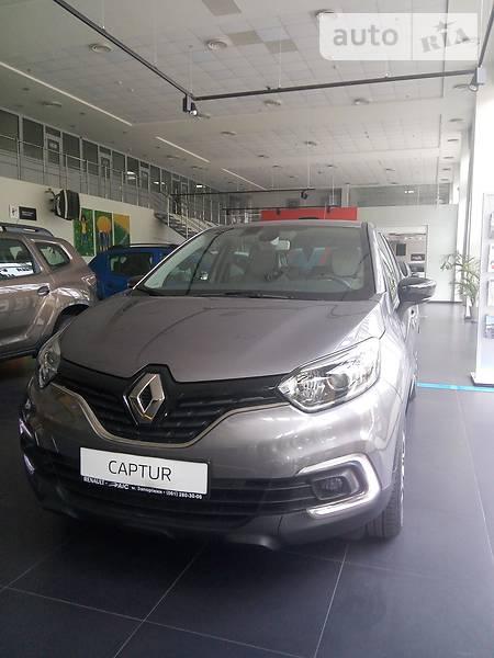 Renault Captur 2017 года