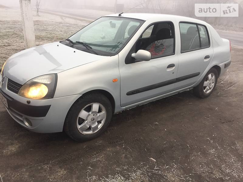 Renault Clio Symbol 2004 в Рожище
