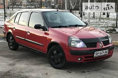 Renault Clio Symbol 2004 в Киеве