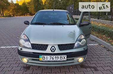 Renault Clio Symbol 2003 в Миргороде