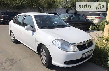 Renault Clio Symbol 2012 в Сребном