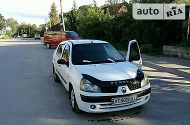 Renault Clio Symbol 2003 в Городенці
