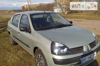 Renault Clio Symbol 2003 в Мелитополе