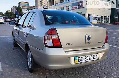 Седан Renault Clio Symbol 2007 в Львові