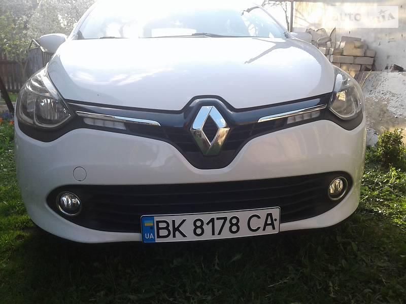 Renault Clio 2013 в Ровно