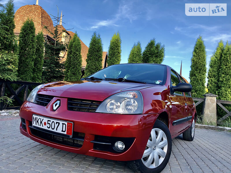 Renault Clio 2007 в Трускавце