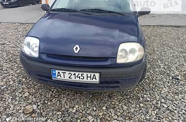 Купе Renault Clio 2001 в Городенці