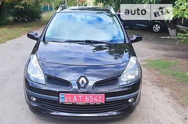 Универсал Renault Clio 2007 в Дружковке