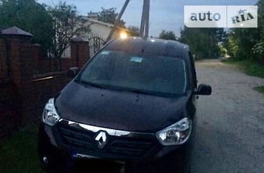 Renault Dokker пасс. 2016 в Львове