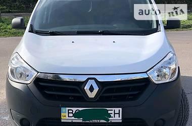 Renault Dokker пасс. 2014 в Львове