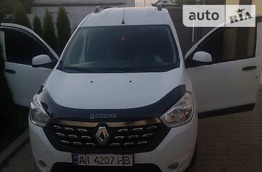Renault Dokker пасс. 2017 в Киеве