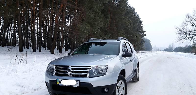 Renault Duster 2014 года в Харькове