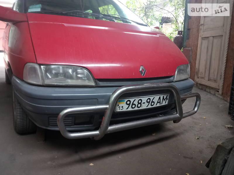Renault Espace 1994 в Киеве