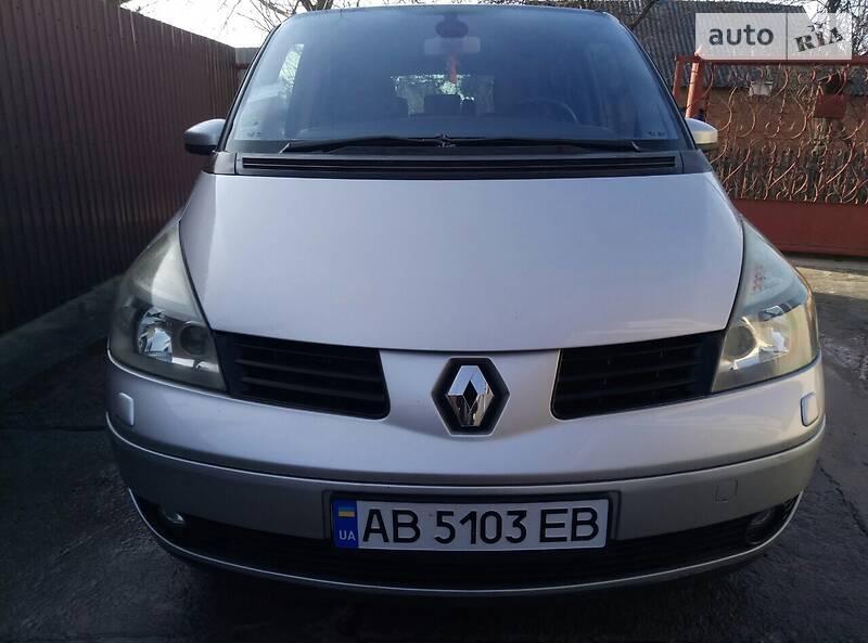 Renault Espace 2005 в Калиновке