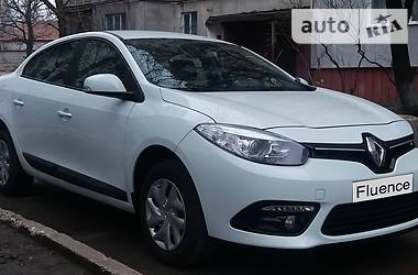 Renault Fluence 2014 в Луганске