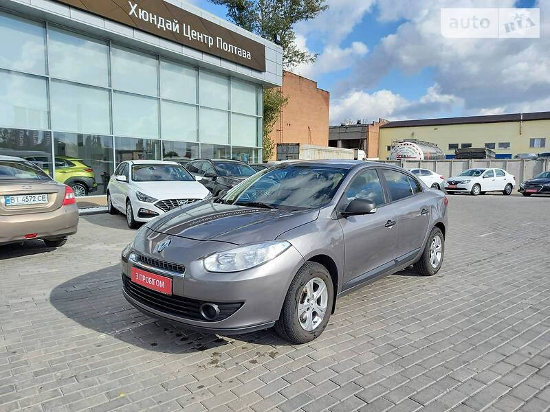 Renault Fluence OFFICIAL AUTO 2012