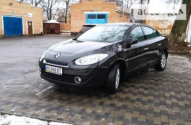 Renault Fluence 2011 в Лубнах