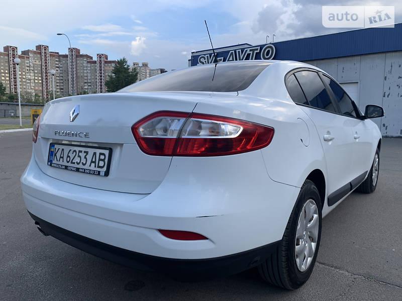 Седан Renault Fluence 2014 в Киеве