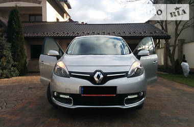 Renault Grand Scenic 2014 в Ивано-Франковске