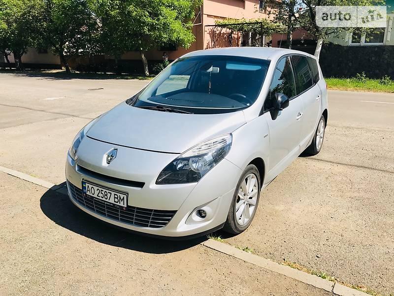 Renault Grand Scenic 2011 в Мукачево