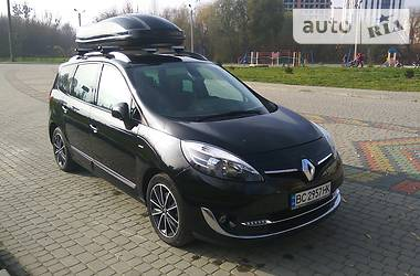 Renault Grand Scenic 2013 в Львове