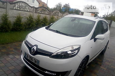 Renault Grand Scenic 2013 в Ровно