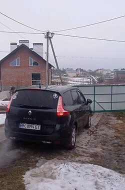 Мінівен Renault Grand Scenic 2009 в Львові