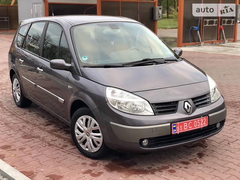 Renault Grand Scenic 7  MEST
