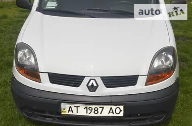 Renault Kangoo груз. 2004 в Черновцах