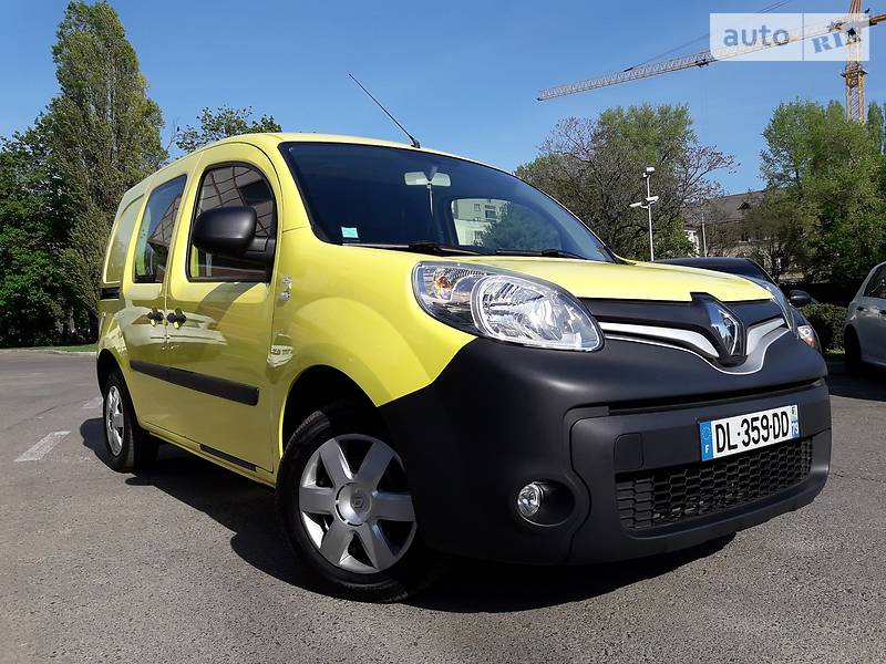 Renault Kangoo груз. 2014 в Одессе