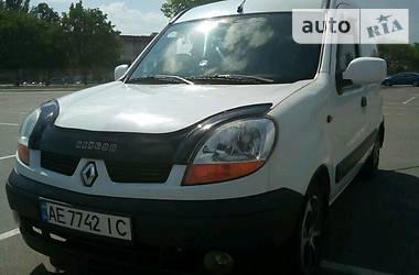 Renault Kangoo груз. 2003 в Днепре
