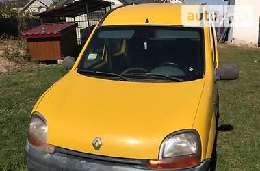 Renault Kangoo груз. 2000 в Черновцах