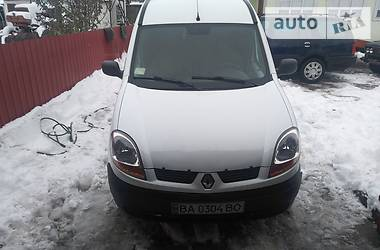 Renault Kangoo груз. 2005 в Кропивницком