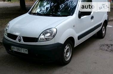 Renault Kangoo груз. 2008 в Донецке
