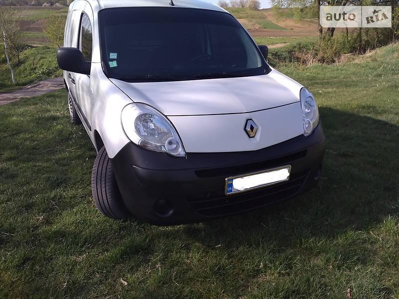 Renault Kangoo груз. 2013 в Корсунь-Шевченківському