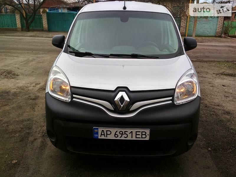 Renault Kangoo груз. 2014 в Каменке-Днепровской