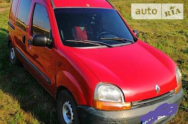 Renault Kangoo груз. 2000 в Полтаве