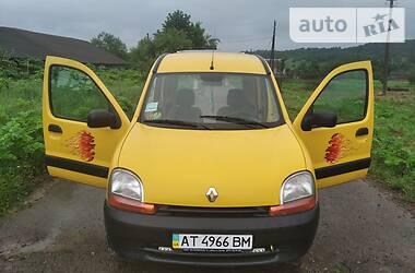 Renault Kangoo груз. 2002 в Богородчанах