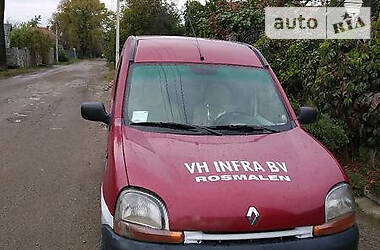 Renault Kangoo груз. 2002 в Черновцах