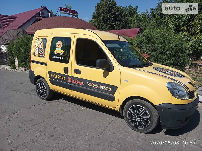 Renault Kangoo груз. 2008 в Черкассах