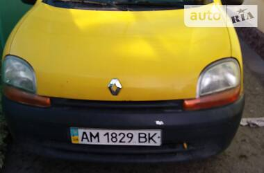 Renault Kangoo груз. 2002 в Житомире