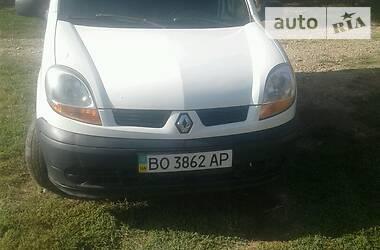 Renault Kangoo груз. 2005 в Черновцах