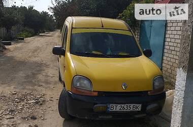 Renault Kangoo груз. 2000 в Белозерке