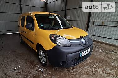 Легковой фургон (до 1,5 т) Renault Kangoo груз. 2013 в Львове