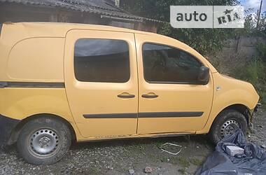 Минивэн Renault Kangoo груз. 2008 в Ивано-Франковске