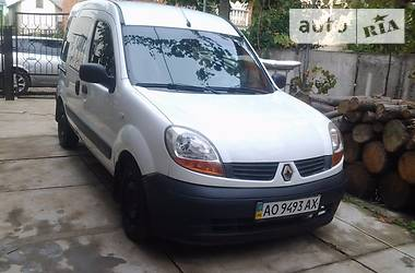 Renault Kangoo пасс. 2006 в Ужгороде