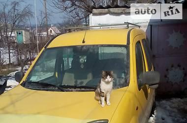 Renault Kangoo пасс. 2002 в Одессе